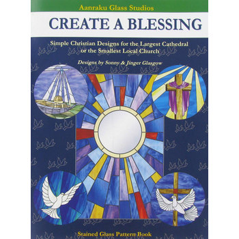 Create A Blessing Stained Glass Book